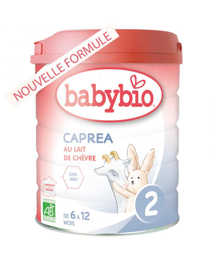 Babybio 伴宝乐 2段 羊奶粉型 800G