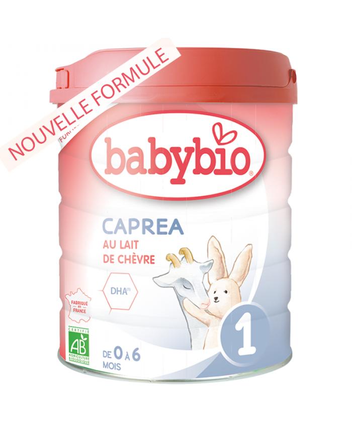 Babybio 伴宝乐 1段 羊奶粉型 800G