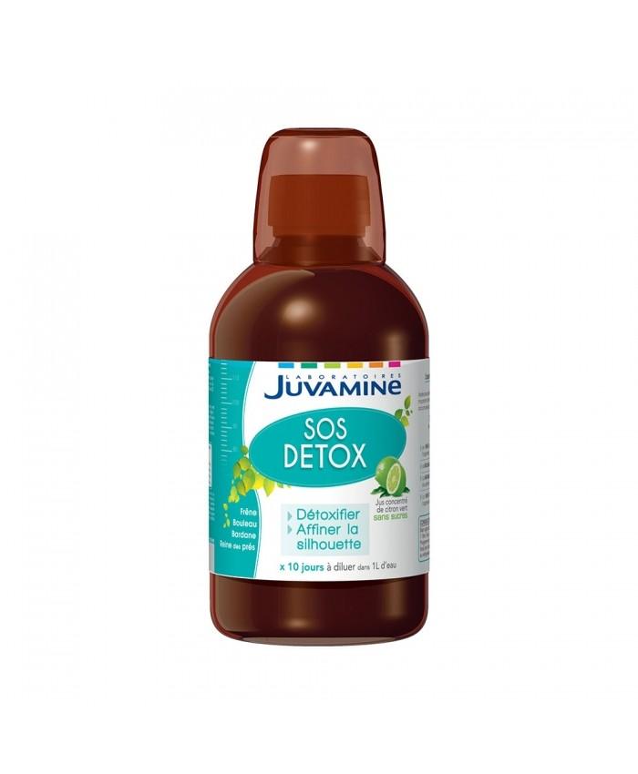 Juvamine 纯天然SOS排毒养颜清肠复合果汁 500ml