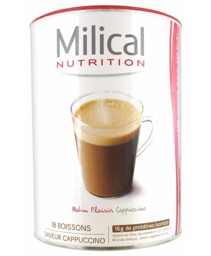 MILICAL 法国优质高蛋白饮料 卡布奇诺口味 540g