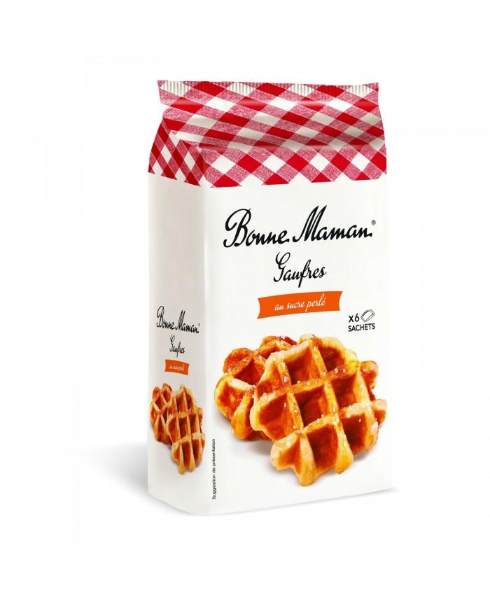 BONNE MAMAN 法国百年历史  焦糖华夫饼 6块装 每块50g