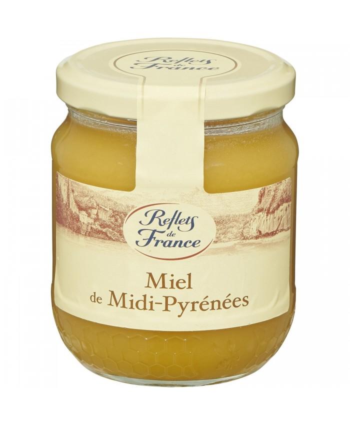 REFLETS 法国本土自产 南部比利牛斯山脉鲜花蜜 375g