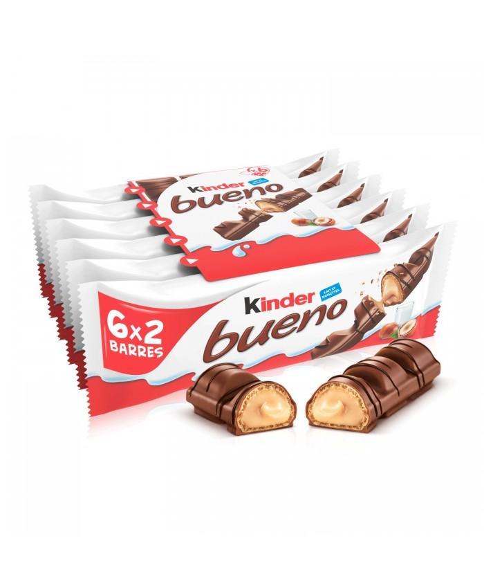 KINDER BUENO 健达 榛子巧克力棒 12条装 258g